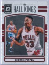 Scottie Pippen Panini Donruss Optic Basketball 2016-17 Hall Kings