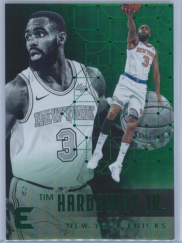 Tim Hardway Jr. Panini Essentials 2017-18  Green