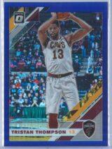 Tristan Thompson Panini Donruss Optic Basketball  2019-20  Purple