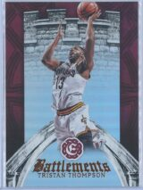 Tristan Thompson Panini Excalibur Basketball 2016-17 Battlements