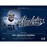 2021 Panini Absolute Football NFL Cards