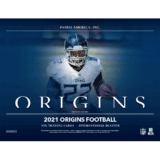 2021 Panini Origins Football NFL Cards International Blaster