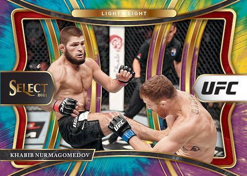 2021 Panini Select UFC Cards Base Premier Level Tie Dye Prizms Khabib Nurmagomedov a563a50e 7825 4821 ba8c 48548e011d8e 1024x1024