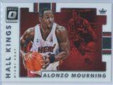 Alonzo Mourning Panini Donruss Optic Basketball 2017-18 Hall Kings
