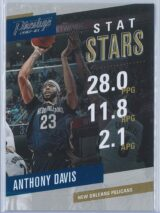 Anthony Davis Panini Prestige 2017-18 Stat Stars