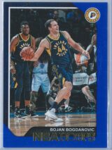 Bojan Bogdanovic Panini NBA Hoops 2018-19  Blue