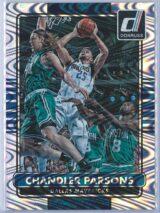 Chandler Parsons Panini Donruss Basketball 2014-15  Swirlorama