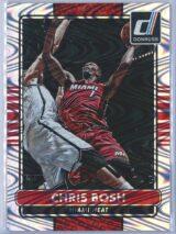 Chris Bosh Panini Donruss Basketball 2014-15  Swirlorama