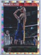 Chris Kaman Panini NBA Hoops 2014-15  Green