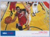 Chris Paul Panini NBA Hoops 2012-13 Action Photos