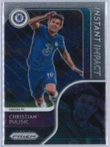 Christian Pulisic Panini Prizm Premier League 2020-21 Instant Impact