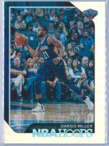 Darius Miller Panini NBA Hoops 2018 19 Silver 137199 1