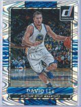 David Lee Panini Donruss Basketball 2014-15  Swirlorama