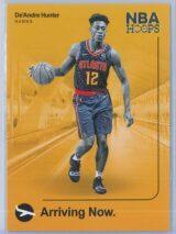 DeAndre Hunter Panini NBA Hoops 2019-20 Arriving Now