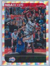 DeAndre Jordan Panini NBA Hoops 2014-15  Green