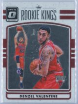Denzel Valentine Panini Donruss Optic Basketball 2016-17 Rookie Kings   RY