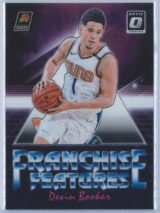 Devin Booker Panini Donruss Optic Basketball 2018-19 Franchise Features