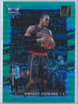 Dwight Howard Panini Donruss Basketball 2017-18  Holo Green Laser 1199