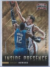Dwight Howard Panini Threads 2012-13 Inside Presence