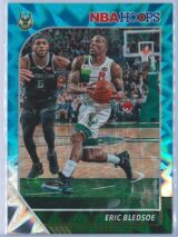Eric Bledsoe Panini NBA Hoops 2019-20  Teal Explosion