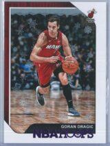 Goran Dragic Panini NBA Hoops 2018-19  Purple Winter