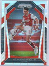 Hector Bellerin Panini Prizm Premier League 2020-21  Silver Prizm