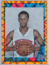 Ish Smith Panini NBA Hoops 2016-17  Orange Explosion 1675