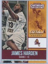 James Harden Panini Contenders Draft Picks 2016-17 Old School Colors