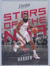 James Harden Panini Prestige 2017-18 Stars of the NBA