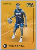 Jarrett Culver Panini NBA Hoops 2019-20 Arriving Now