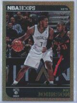 Joe Johnson Panini NBA Hoops 2014-15  Gold