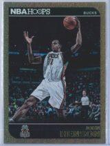 John Henson Panini NBA Hoops 2014-15  Gold