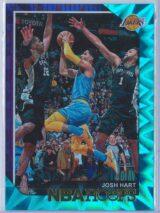 Josh Hart Panini NBA Hoops 2018-19  Teal Explosion