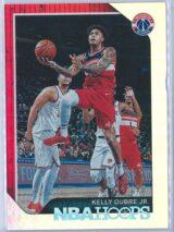 Kelly Oubre Jr. Panini NBA Hoops 2018 19 Silver 014199 1