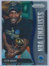 Kevin Durant Panini Prizm 2019-20 NBA Finalists