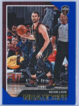 Kevin Love Panini NBA Hoops 2018-19  Blue