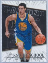Klay Thompson Panini Panini Basketball 2013-14 Knight School