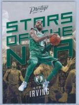 Kyrie Irving Panini Prestige 2017-18 Stars of the NBA