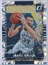 Marc Gasol Panini Donruss Basketball 2014-15  Swirlorama