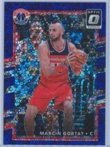 Marcin Gortat Panini Donruss Optic Basketball 2017-18  Fast Break Purple Prizm 052155