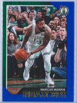 Marcus Morris Panini NBA Hoops 2018-19  Blue