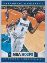 Michael Beasley Panini NBA Hoops 2012-13