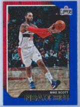 Mike Scott Panini NBA Hoops 2018-19  Blue