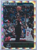 Mo Williams Panini NBA Hoops 2014-15  Green