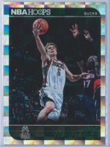 Nate Wolters Panini NBA Hoops 2014-15  Green