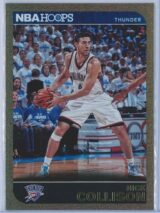 Nick Collison Panini NBA Hoops 2014-15  Gold