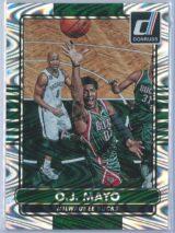 O.J. Mayo Panini Donruss Basketball 2014-15  Swirlorama