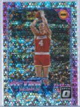 Rick Barry Panini Donruss Optic Basketball 2017-18 Retro Series Fast Break Holo
