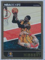 Roy Hibbert Panini NBA Hoops 2014-15  Gold