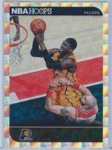 Roy Hibbert Panini NBA Hoops 2014-15  Green